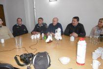 Reunión del Concejo de Seguridad Ciudadana para analizar los últimos hechos delictivos