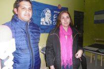 El Movimiento Evita de Las Varillas inauguró una Unidad Básica en Barrio Central Argentino