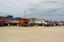 El lunes habilitan la Playa de Camiones.