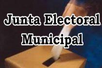 La Junta Electoral Municipal prorrogó el plazo para  inscripción de alianzas