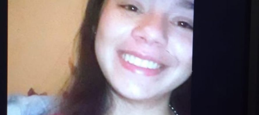 La policía encontró a Luzmila Alegre, la joven que faltaba de su casa desde ayer