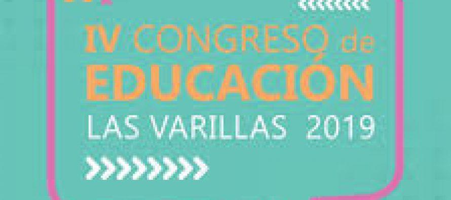 Comienza este viernes el IV Congreso de Educación