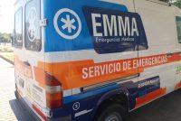Lesiones leves para protagonistas de dos accidentes ocurridos este fin de semana