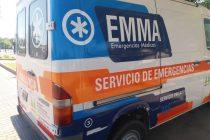 El servicio de emergencias EMMA cumple 25 años.