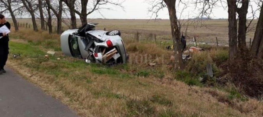 Varillenses fallecidos en tremendo accidente en Ruta 19