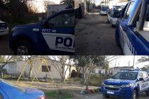Roban moto de un garage e investigan hecho contra comercio