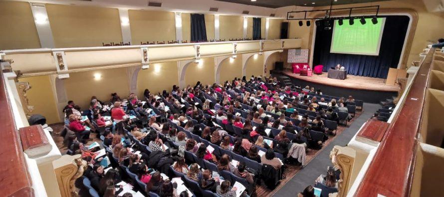 Continúa desarrollándose el IV Congreso de Educación en nuestra ciudad.