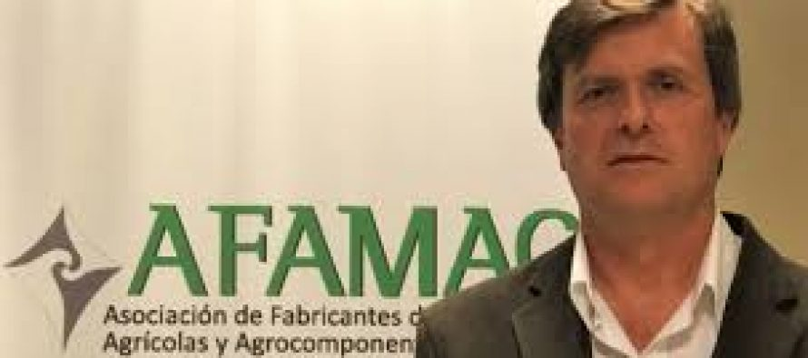 Los más importantes fabricantes de maquinaria agrícola de la provincia están este miercoles en Las Varillas
