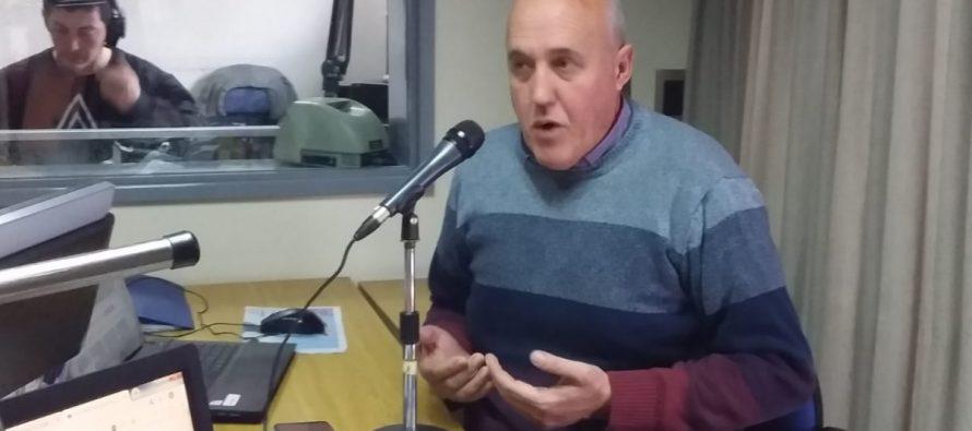 """Chiocarello pidió a los vecinos que lo acompañen con su voto para """"una oportunidad histórica de transformar la ciudad"""""""