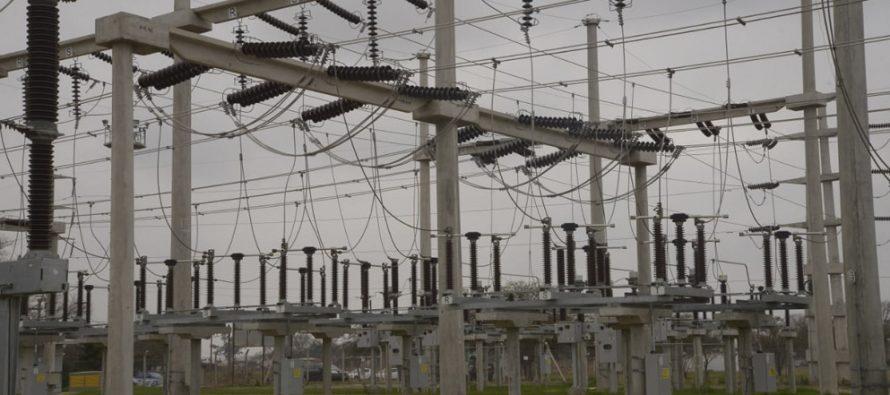 Desde el domingo Las Varillas estará conectada a la nueva central energética