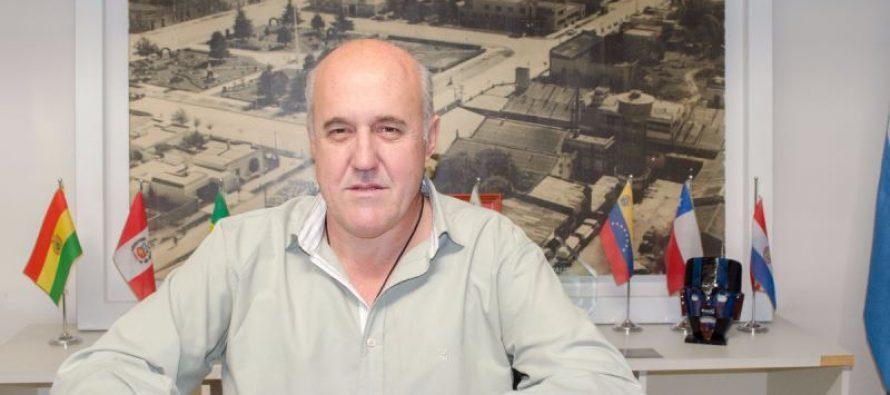 Chiocarello expresó que su ciclo está cumplido y descartó postularse para una reelección