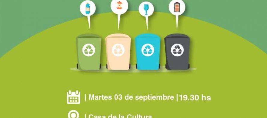 Presentación de un proyecto de clasificación y procesamiento de residuos sólidos urbanos