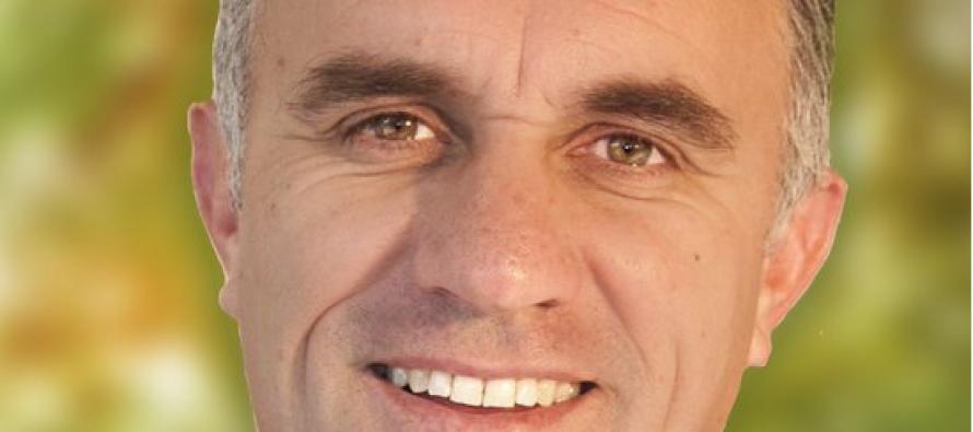 Mauro Daniele es el nuevo intendente de Las Varillas