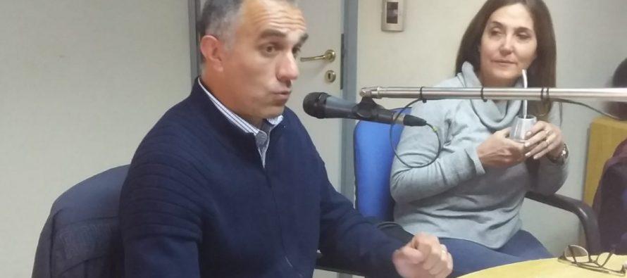 """Mauro Daniele pidió que  la gente el domingo """"vote a conciencia y no en función de los aprietes"""""""