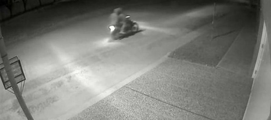 Robaron otra moto en la ciudad