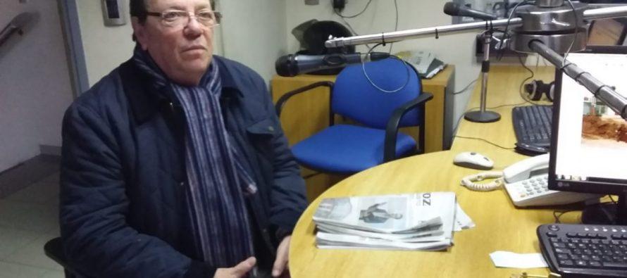 """Rujinsky: """"La elección en Las Varillas ya está polarizada"""""""