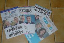 """Advirtieron sobre una """"trampa electoral"""" con boletas de votación"""