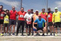 Atletismo: Los Masters varillenses en Mendoza y los Juveniles en Mar del Plata