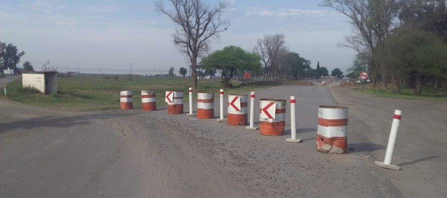 A fines de febrero de 2020 se reiniciaría la obra de acceso sur a la ciudad