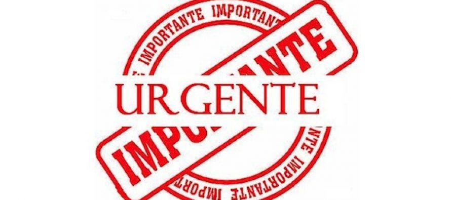 Urgente: citan a las partes en el conflicto municipal a una reunión en la delegación del Ministerio de Trabajo