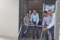 Inauguración del edificio remodelado  de la EMAV