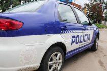 Recuperaron batería robada en Laspiur