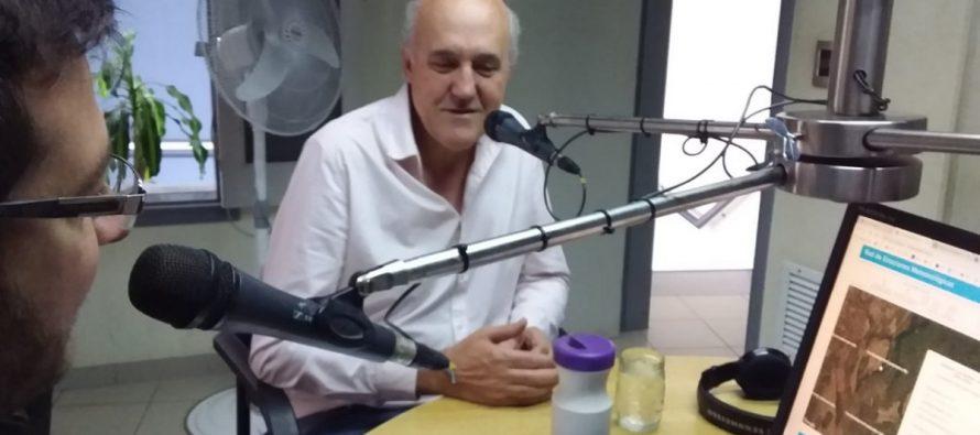 Daniel Chiocarello expresó que se va muy conforme con su gestión
