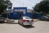 Un detenido relacionado con un robo, otro por violencia familiar y un choque en El Fortín
