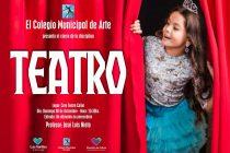 Cierre de la Disciplina Teatro del Colegio de Arte