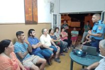 Municipio, Policía y Vecinos analizaron temas de seguridad ciudadana