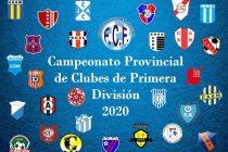 Fútbol: Almafuerte y Adea ya conocen sus zonas y rivales para el Provincial 2020