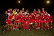 Fútbol de Verano: el Globo se quedó con la Copa Challenger Ciudad de Las Varillas