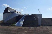 Productor rural confirmó tornado en zona rural de Pozo del Molle
