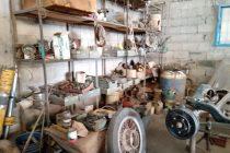 Cuantioso robo en un  taller mecánico