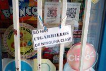 Misión (casi) Imposible: conseguir cigarrillos en Las Varillas