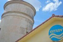 Trabajos de la EMAV para ampliar la red de agua