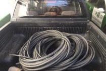 Dos detenidos por robo de cables de alta tensión cerca de San Francisco
