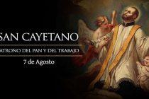 Celebraciones por el dia de San Cayetano a través de las redes sociales