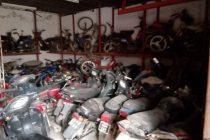 Cementerio de motos?