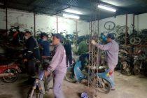 Rematarán motos depositadas en un galpón  municipal