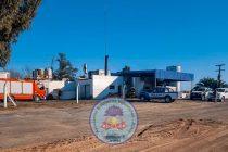 Anticipo: un muerto en un accidente laboral en zona rural de San Antonio de Litín