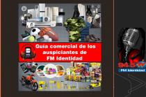 Guía telefónica de los auspiciantes de FM Identidad, rubro por rubro (Actualizada Enero 2021)