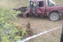 Un muerto y 3 heridos luego de  un choque en Sacanta