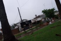 Tornado azotó la localidad de Cintra (con audio)