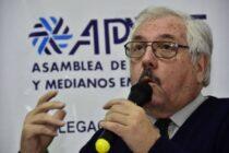 Eduardo Fernández afirmó que la oposición no los deja trabajar