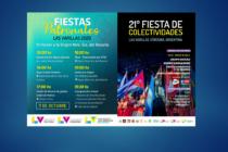 Presentaron el programa de Las Fiestas Patronales y de Las Colectividades
