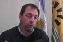 Daniel Garnero sostuvo que la mayoría de los contagios con covid en Sacanta se dan por contactos familiares