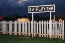 Aperturas y reuniones sociales familiares en La Playosa