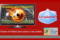 Vuelve el Fútbol:  Los bemoles de un regreso (Por Fernando Movalli)