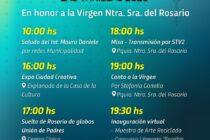 Fiestas Patronales 2020 en Las Varillas